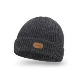 Dark grey boy's hat