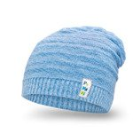 Light blue boys' hat