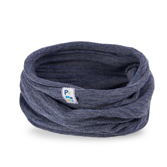 Boy's thin tube scarf