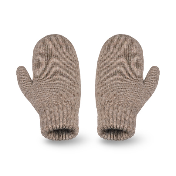 Cappucino womens' gloves