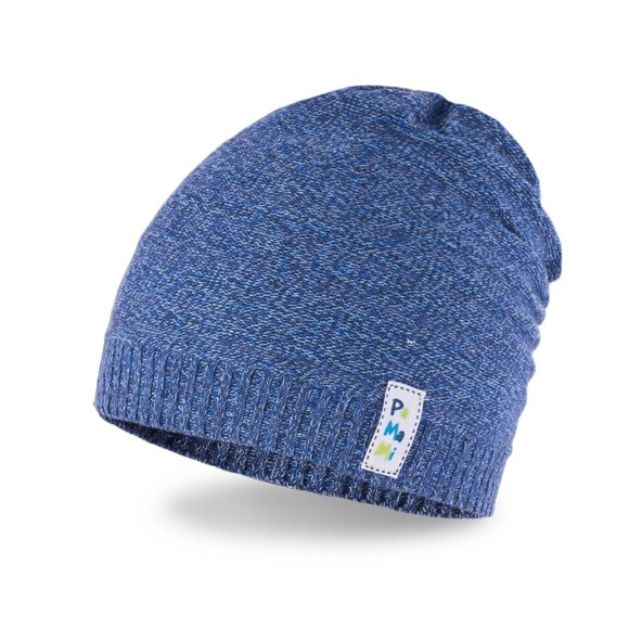 Dark blue boys' hat
