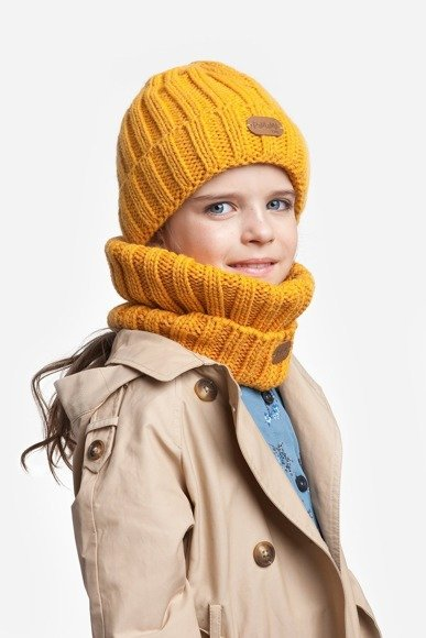 Double roll kid's hat