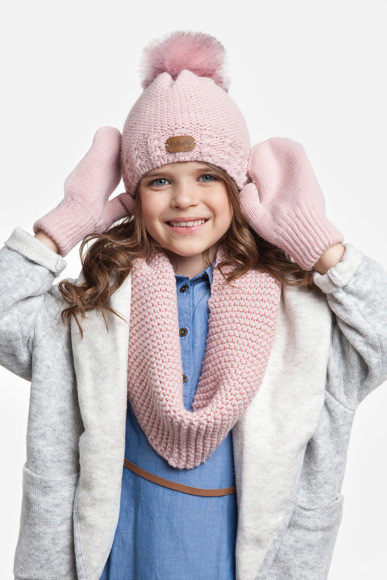Girls' winter set