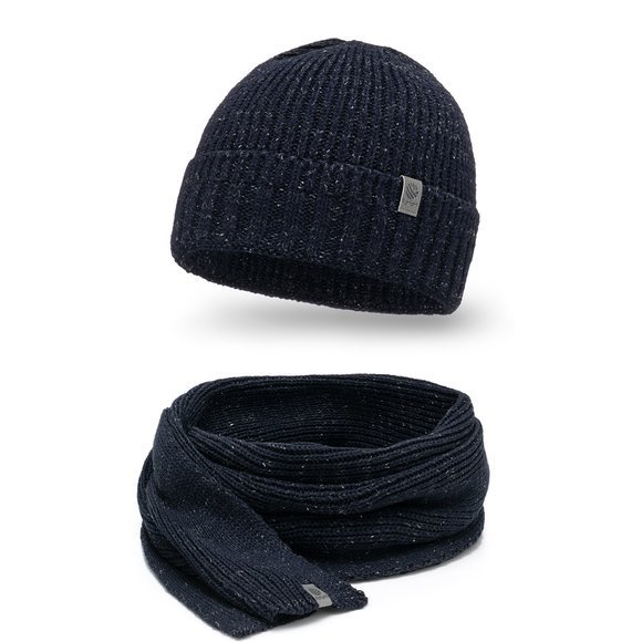 Trendy men's winter set
