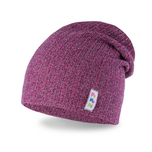 Violet spring hat for girls