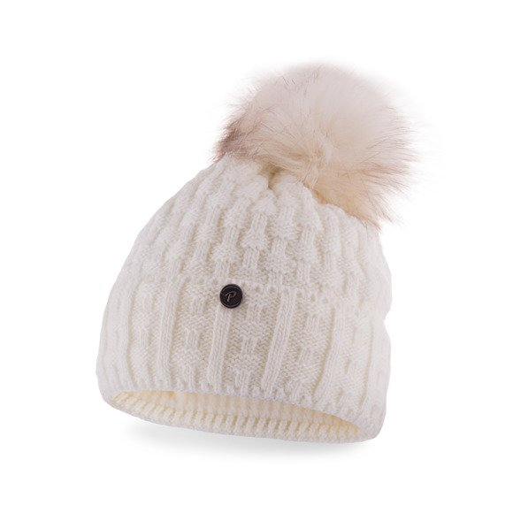 Warm women's winter hat