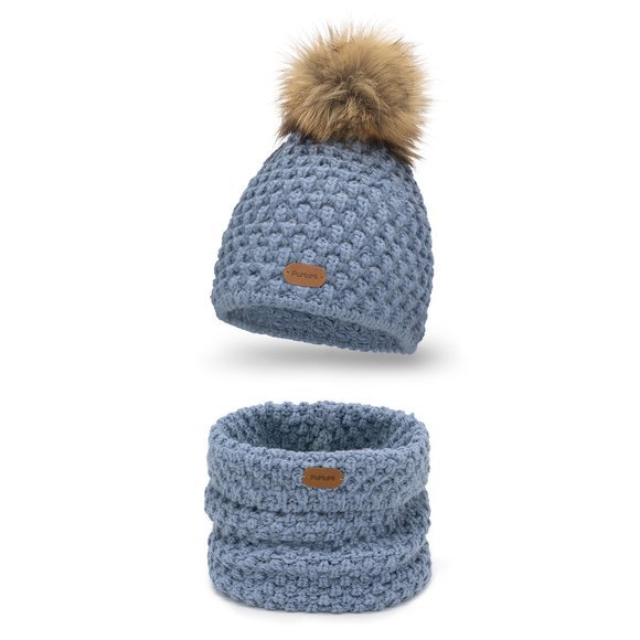 Women's Winter set, hat and scarf